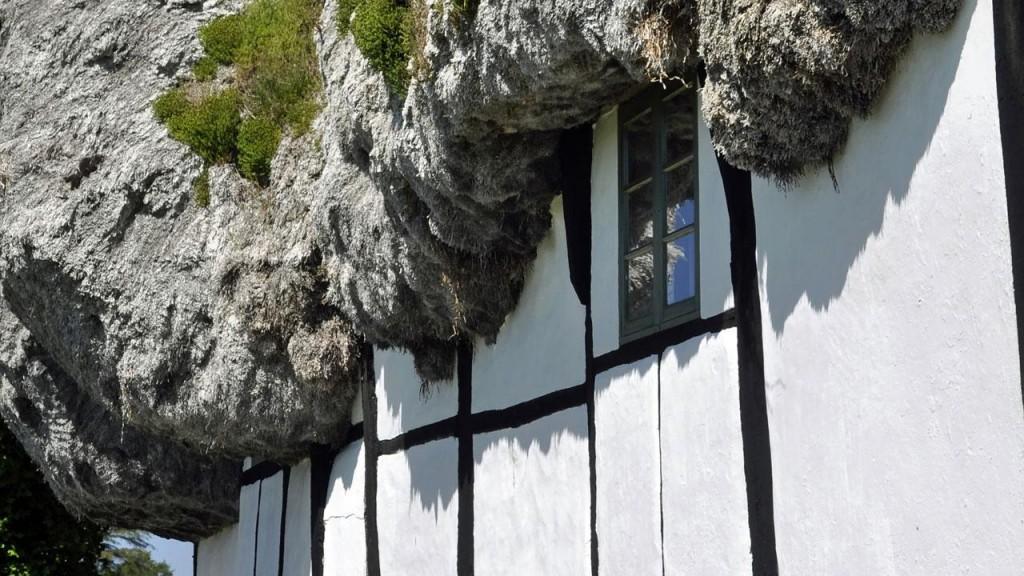 Hummerhuset på Læsø