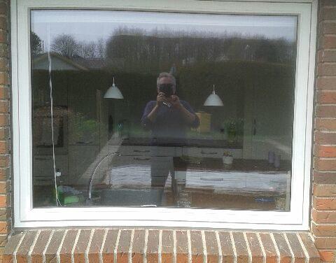 Topstyrede vinduer til 70'er hus