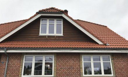Skru ned for varmen med nye træ-alu vinduer