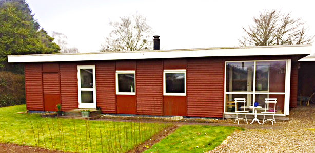 Sommerhus med nyt vindfang - JVK bloggen